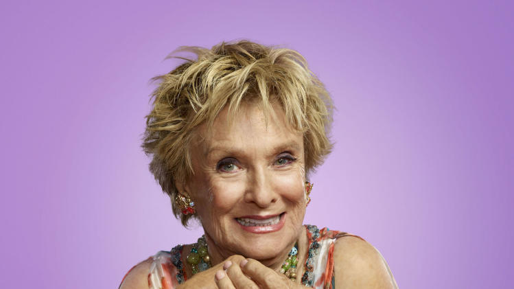 "Supporting Actress in a Comedy Series: Cloris Leachman, ""Raising Hope"""