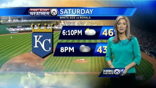 Drippy cold will hang around for your Saturday