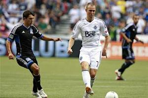 San Jose Earthquakes 0-0 Vancouver Whitecaps: Playoffs looking out of reach