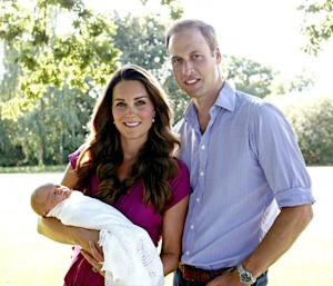 Prince George's Christening Set for Late October at The Chapel Royal in St. James's Palace