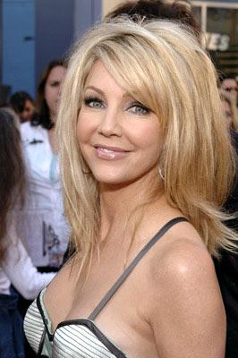 Heather Locklear at the Universal City premiere of Universal Pictures' The Perfect Man