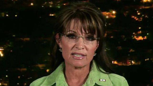 Palin: There is 'no moral compass' in Obama administration