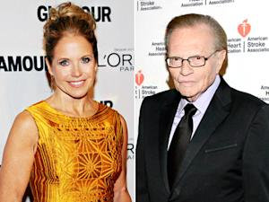 Katie Couric Had Awkward Date With Larry King