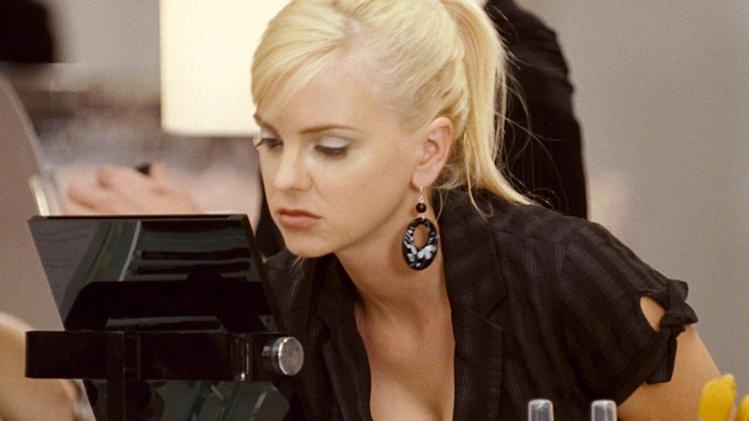 Anna Faris Observe and Report Production Stills Warner Bros. 2009