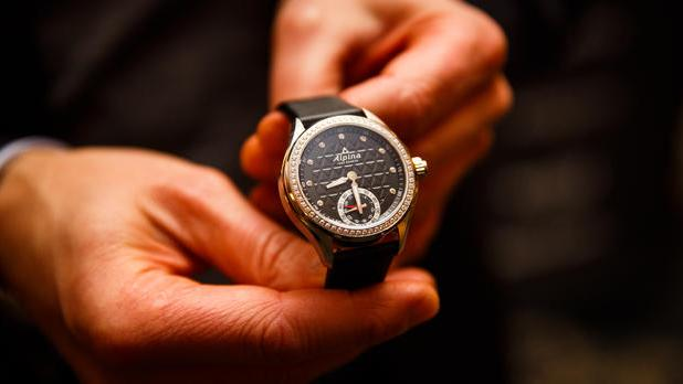 Swiss watches are getting smart without sacrificing style