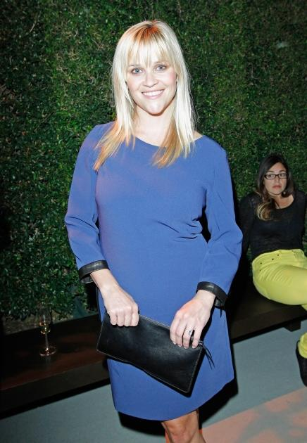 Reese Witherspoon steps out for the Opening of LA rag & bone Flagship store in Los Angeles on October 26, 2012 --