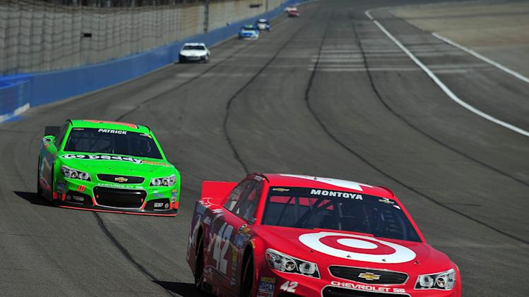 NASCAR Sprint Cup Series: Auto Club 400