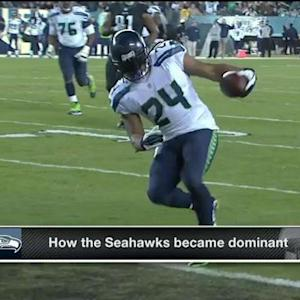 How the Seattle Seahawks became dominant
