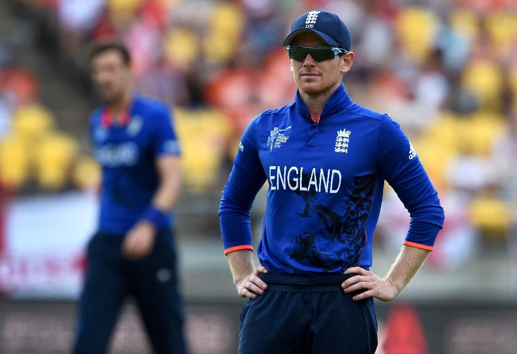National anthem row adds to Eoin Morgan's woes