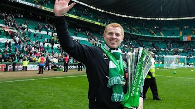 Neil Lennon, pictured, needs three more quality players, according to Bertie Auld
