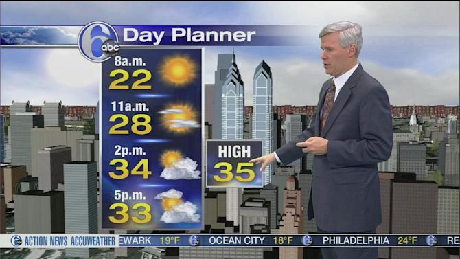 Accuweather: Another Cold Night, Some Snow Thursday Night
