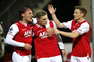 World Cup dreaming - Aron Johannsson hopes to continue to shine in 2014