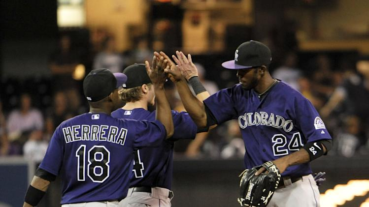 Colorado Rockies v San Diego Padres
