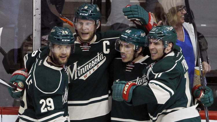 Wild at home, tame on the road, Minnesota needs to treat Game 5…