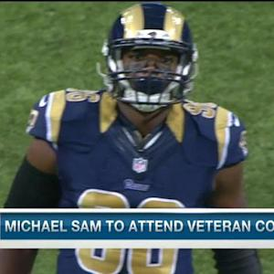 Michael Sam will attend veteran combine