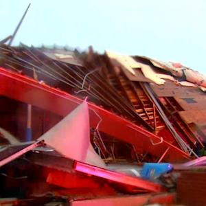 Deadly twisters ravage parts of Oklahoma, Arkansas