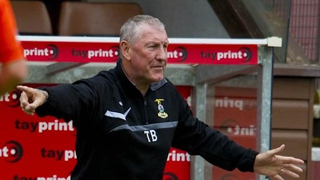 Terry Butcher was thrilled with his side's victory over Motherwell