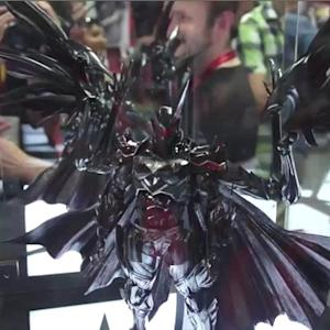 Square Enix Batman Tour - Comic-Con 2014