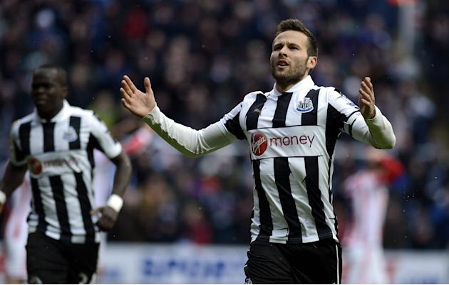 Soccer - Yohan Cabaye Filer