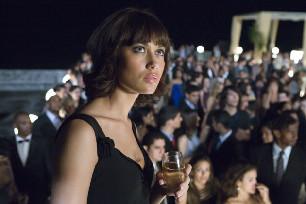 Olga Kurylenko Quantum of Solace Production Stills MGM Sony 2008