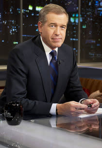 Brian Williams | Photo Credits: Virginia Sherwood/NBC