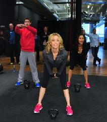 Elizabeth Banks for Reebok CrossFit -- Reebok