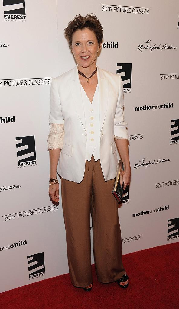Mother and Child NY premiere 2010 Annette Bening