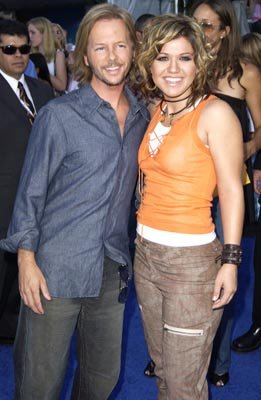 David Spade, Kelly Clarkson