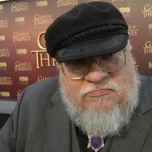 What has George R. R. Martin been doing?