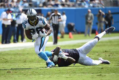 Jonathan Stewart injury update: RB probable for Panthers, fantasy owners