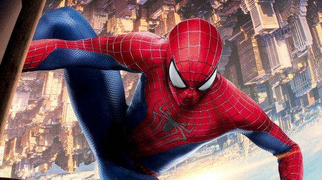 The Amazing Spider-Man 2 --