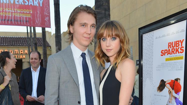 "Premiere Of Fox Searchlight Pictures' ""Ruby Sparks"" - Red Carpet"