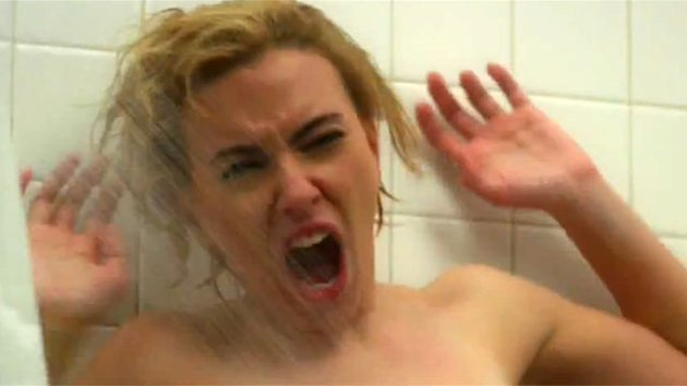 Scarjo Calls 'Psycho' Shower Scene 'Terrifying'