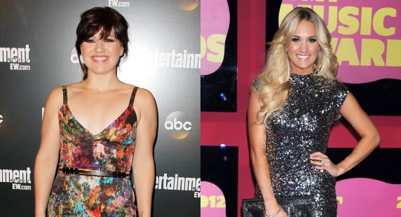 "Kelly Clarkson : Kelly Clarkson détrône Carrie Underwood et signe le plus gros hit issu d'""American Idol"""
