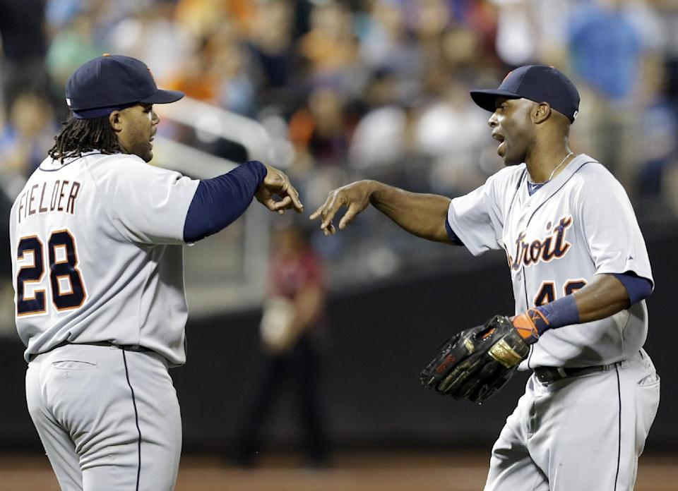 Cabrera homers, Tigers tag Matsuzaka and beat Mets