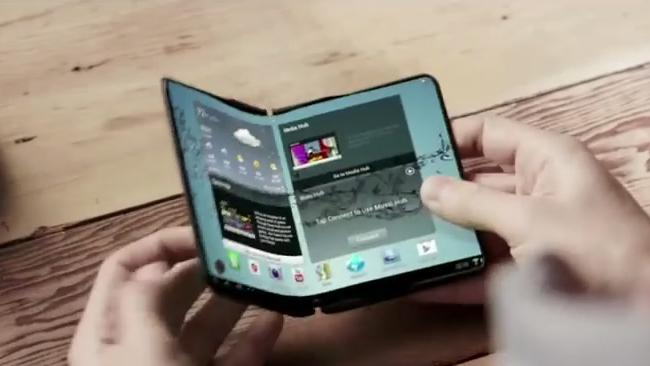 Samsung reportedly starts testing its craziest smartphone yet