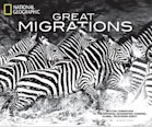 Great Migrations official book, $25.00.
