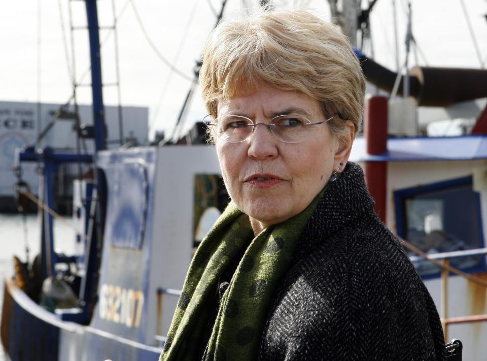 NOAA chief who led regional fishing change resigns