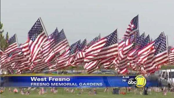 Valley families pack Memorial Day services