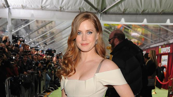 The Muppets 2011 Amy Adams