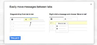 Gmail's New Inbox Tabs: Marketers, You Can Relax image tabs