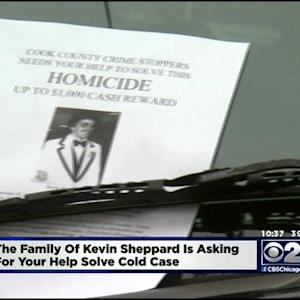Friends, Family Asking For Help To Solve Murder Of Kevin Sheppard