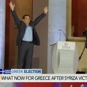 What's Next for Greece After Syriza's Victory?