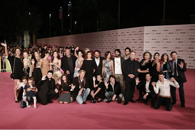 Roma Fiction Fest: I Cesaroni protagonisti sul red carpet
