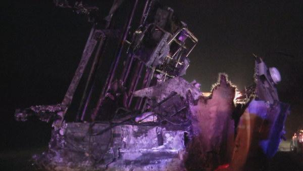 Victims ID'd in deadly New Jersey Turnpike crash