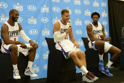 Los Angeles Clippers 2015 roster: Help on the way for Chris Paul, Blake Griffin