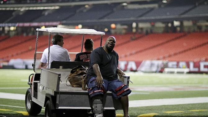 Belichick: Wilfork likely will miss rest of season