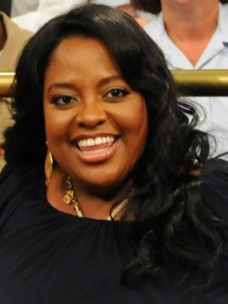 Sherri Shepherd's husband co-hosts on 'The View'! Sal's report card