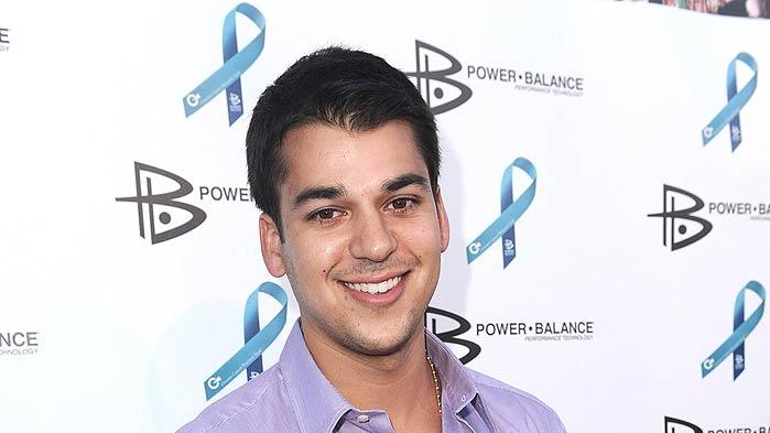 Robert Kardashian Power Balance