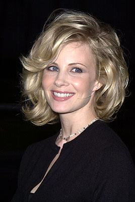 Monica Potter at the premiere of Paramount's Along Came A Spider